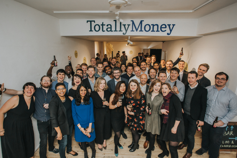 TotallyMoney credit report launch party 7